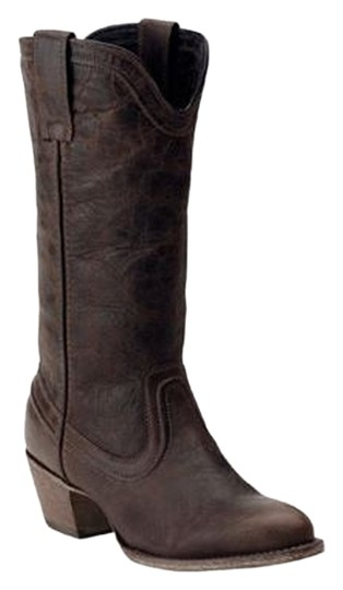 Preload https://item1.tradesy.com/images/ariat-brushed-brown-bluebell-10015342-bootsbooties-size-us-8-14860825-0-1.jpg?width=440&height=440