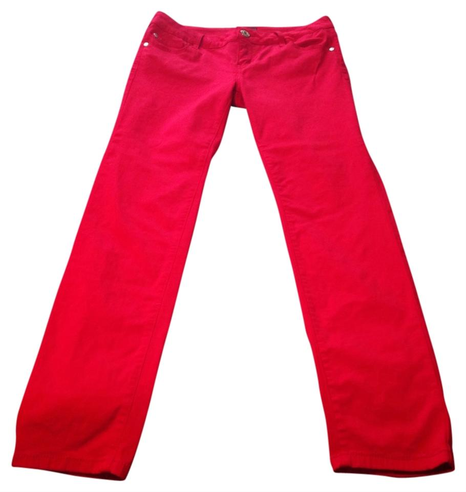Celebrity Pink Womens Denim Jogger Pants - Image Of Pants