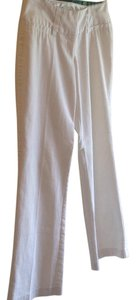Maurices Ivory Boot Cut Pants White