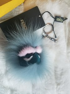Fendi Fendi lagoon monster Keychain