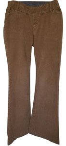 Gap Flare Pants brown