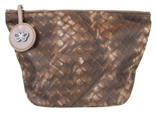 Preload https://img-static.tradesy.com/item/14861683/bottega-veneta-brown-intrecciolusion-nylon-pouch-301183-2515-cosmetic-bag-0-1-540-540.jpg