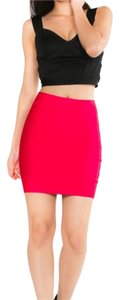 WOW Mini Skirt Strawberry Red
