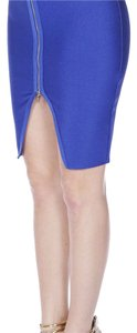 WOW Mini Skirt Royal Blue