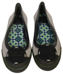 Tory Burch Miller Thora Sally Caoline Espadrille Blue Flats