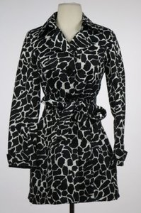 Luii Printed Cotton Trench Coat