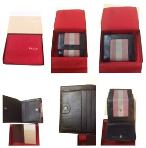 Bally AUTHENTIC BALLY BIFOLD WALLET