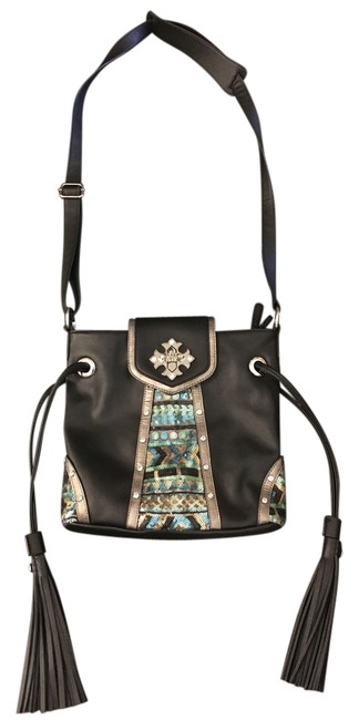Item - Black Cross Body Bag