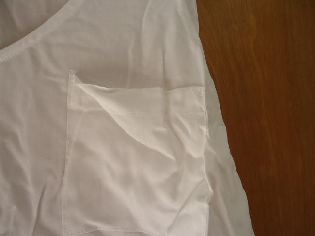 Old Navy Xl Tall Office Top White