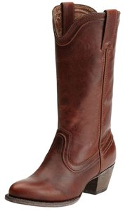 Ariat Bluebell Look Western Cowboy Vintage Caramel Boots