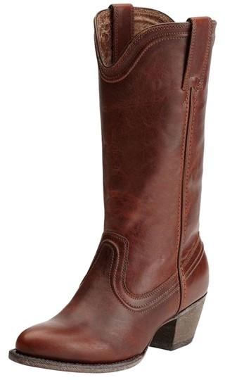 Preload https://item3.tradesy.com/images/ariat-vintage-caramel-bluebell-10015341-bootsbooties-size-us-6-14863732-0-1.jpg?width=440&height=440