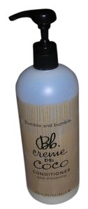 Bumble and bumble Bumble & Bumble Creme de Coco conditioner 33.8 oz 60% left.