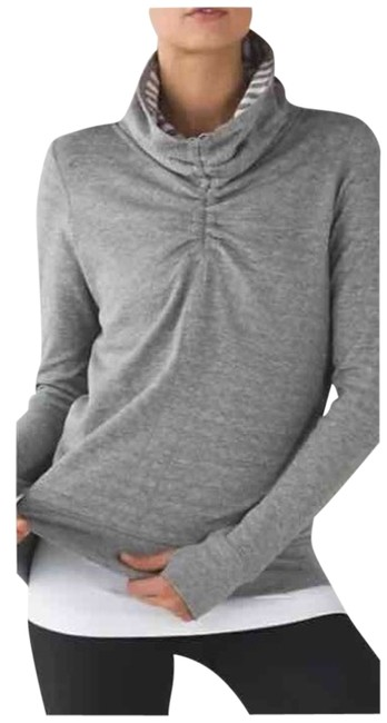 Item - Multi-color New with Tags The Cinch Gray Reversible Activewear Top Size 4 (S, 27)