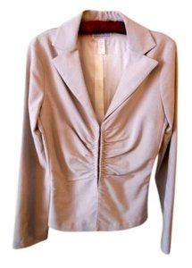 XOXO Style Waa55660 Cut Fit Tan Blazer
