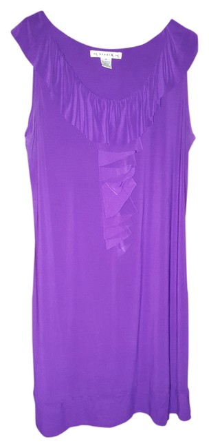 Preload https://item4.tradesy.com/images/aa-studio-deep-purple-other-above-knee-night-out-dress-size-16-xl-plus-0x-14866183-0-1.jpg?width=400&height=650