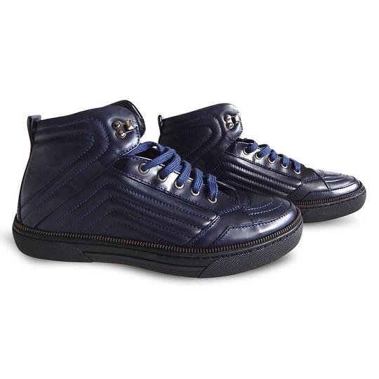 Versace Navy Blue Athletic