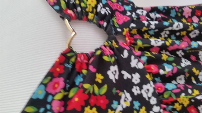 Guess short dress Multi Floral Summer Sundress on Tradesy