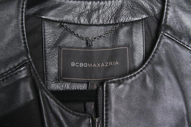 BCBGMAXAZRIA Leather Vest