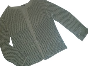 Bottega Veneta Top Tan/Gunmetal gray