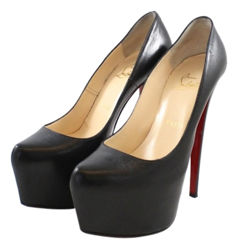 648932920f2 Christian Louboutin Black Daffodile Pumps Size US 6.5 Regular (M