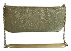Dyeables Wristlet in Gold Glitter
