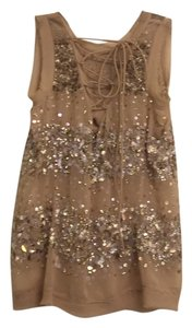 Saks Fifth Avenue Top Champagne