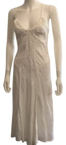 White Maxi Dress by Emporio Armani