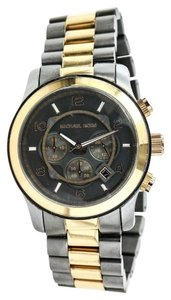Michael Kors * Michael Kors Runway MK 8189 Oversized Watch