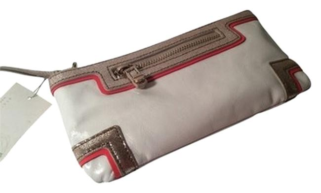 Item - For Nordstrom New White Leather Wristlet