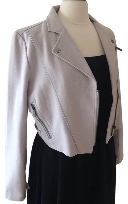 Preload https://img-static.tradesy.com/item/14870116/married-to-the-mob-dove-grey-motorcycle-jacket-size-12-l-0-1-650-650.jpg