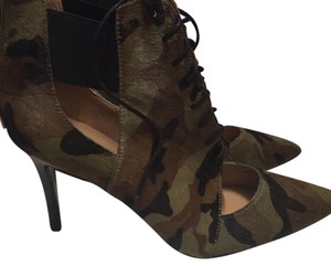 Banana Republic Camo Boots