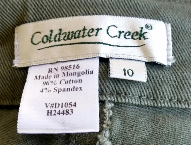Coldwater Creek Denim Boot Cut Jeans-Medium Wash