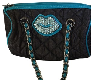 Betseyville by Betsey Johnson Satchel in Blue