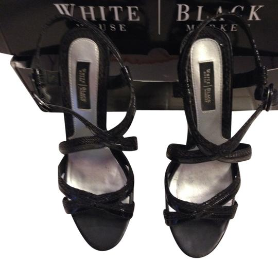 White House | Black Market Black Pumps