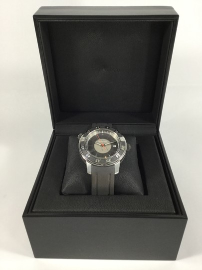 Tiffany & Co. Tiffany & Co. Mens Stainless Steel Quartz Movement Watch