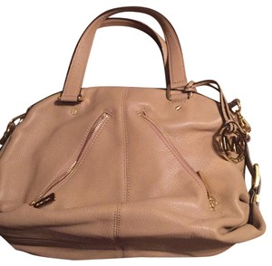 MICHAEL Michael Kors Satchel in Taupe