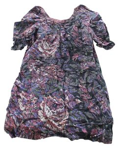 Urban Outfitters short dress Floral Motif Ecote Floral Button-down on Tradesy
