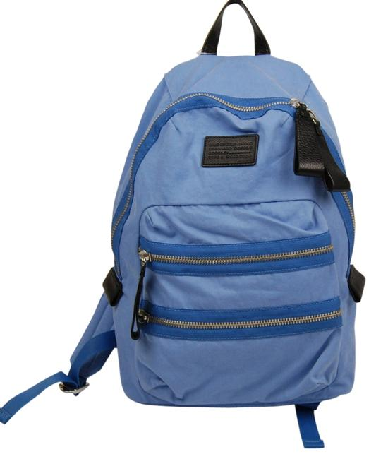 Item - M141-25 B69 Light Blue Cotton Backpack