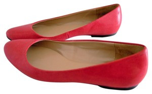Ann Taylor Light red Flats