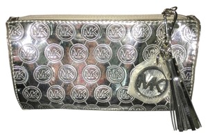 Michael Kors Cosmetic Make up Bag Pouch Clutch - like new