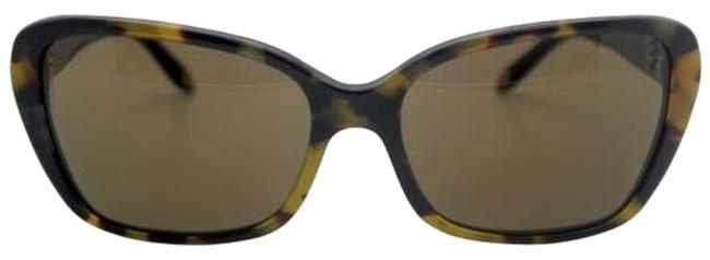Tiffany & Co. Havana Brown/Black Women's Sunglasses Tiffany & Co. Havana Brown/Black Women's Sunglasses Image 1