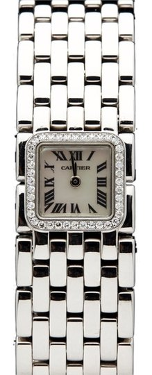 Preload https://img-static.tradesy.com/item/1487434/cartier-18k-white-gold-diamond-mother-of-pearl-dial-iconic-panthere-ruban-watch-0-0-540-540.jpg