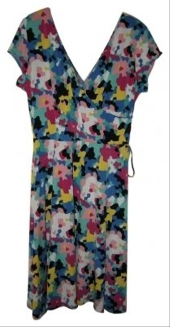 Tribeca by Kenneth Cole short dress Multi Color on Tradesy