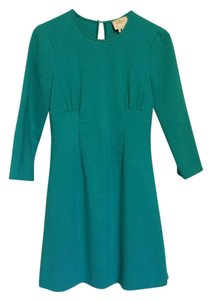 Kate Spade short dress Fijigreen Teal on Tradesy