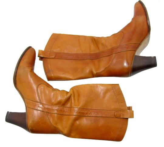 Preload https://item5.tradesy.com/images/congac-brown-vintage-cowboy-bootsbooties-size-us-7-regular-m-b-1487474-0-0.jpg?width=440&height=440