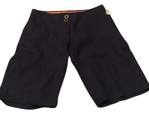 Tory Burch Bermuda Shorts Navy