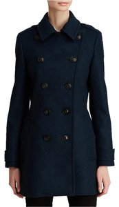 Burberry Mid-length Needlethorpe Double Breasted Pea Coat