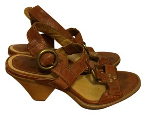 Frye Camel brown Sandals
