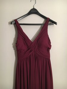 Bill Levkoff Wine Style 730 Dress