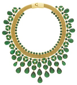 Kate Spade Kate Spade Palace of MIrrors Necklace NWT MSRP $660 RARE Limited Edition Chic!